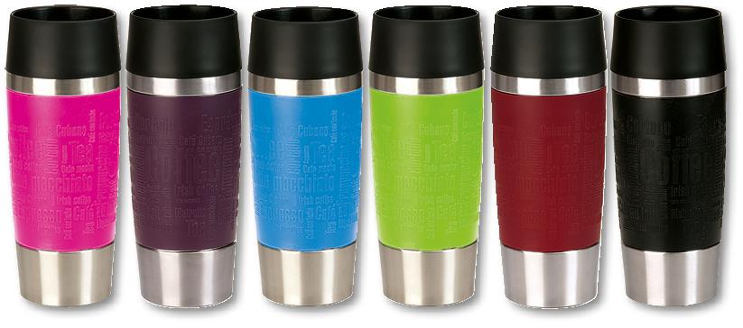 EMSA Travel Mug (versch. Sorten) gratis testen [GzG]