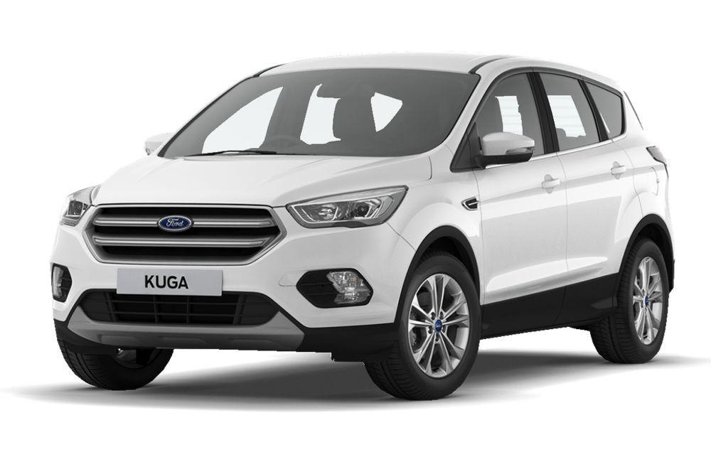 [Gewerbeleasing] Ford Kuga 1.5 EcoBoost Start/Stopp Titanium 2x4 (150 PS) - 79€ / Monat (netto), LF 0,30, 24 Monate *UPDATE*