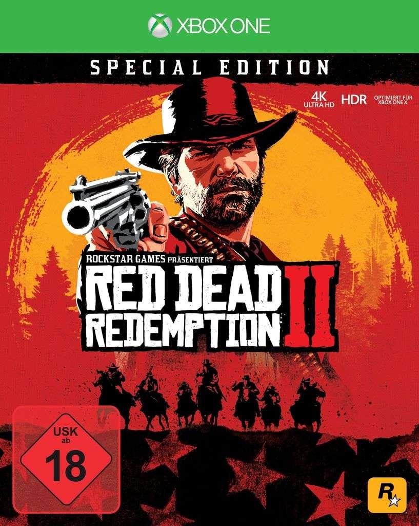 Red Dead Redemption 2 +Special Edition+ für Xbox One