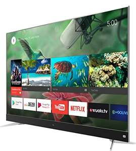 "TCL U65C7006 (65"" Ultra HD, 60Hz, 10bit VA, Edge-LED, 400cd/m², HDR10 & HLG, Triple Tuner, Android TV, 3x HDMI, 2x USB)"