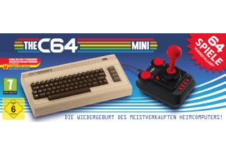 The C64 Mini für 39,99€ bei Media Markt/Saturn mit PAYPAL! (Jetzt nur noch Abholung im Markt)