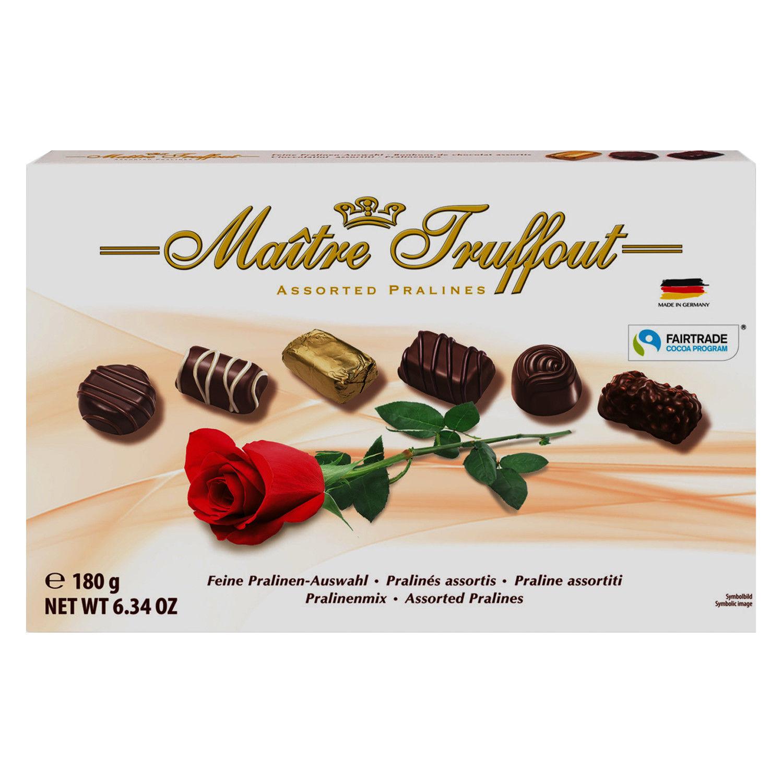 [Euroshop] Wieder da! Maitre Truffout Pralinen 180g für 1€