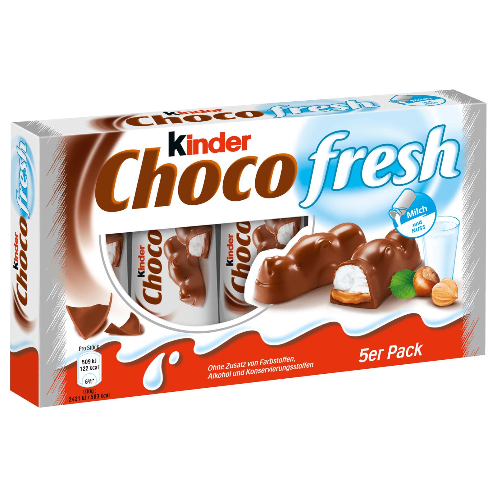 Kinder Choco fresh bei Lidl