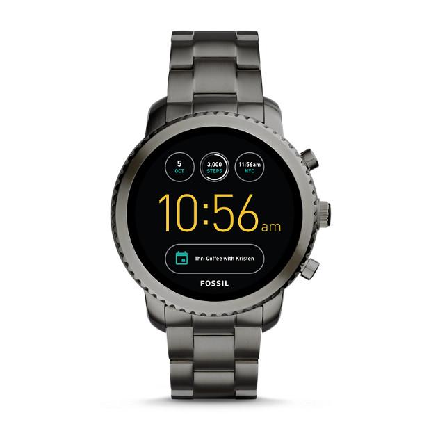 Q REFURBISHED - Generalüberholte Herren Smartwatch Q Explorist - 3. Generation(es gibt mehrere Farben)