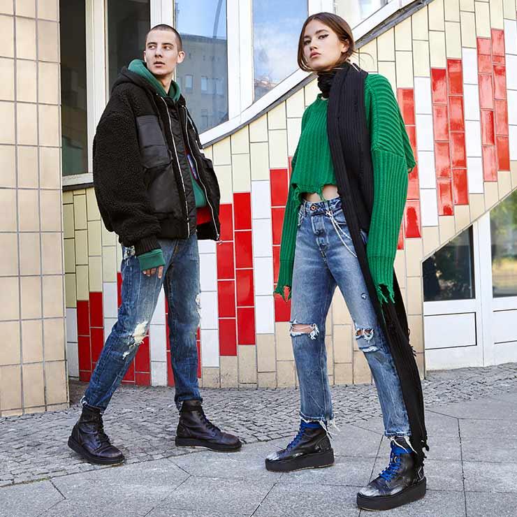 2 Diesel Jeans für 222,40€ anstatt 278€ für D:CODE Mitglieder