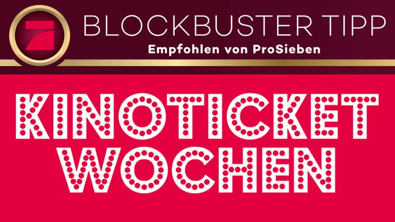 2 DVD/BluRay Filme kaufen und Kinogutschein erhalten