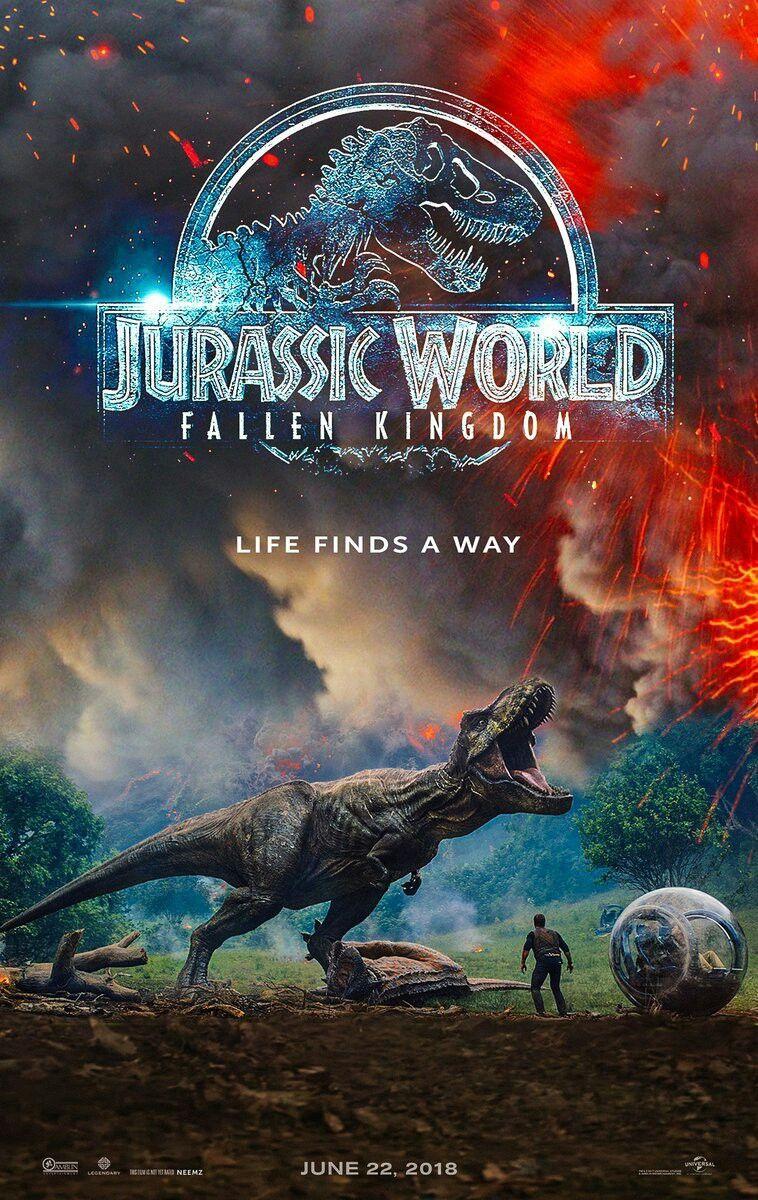 »Jurassic World: Das gefallene Königreich« Leihversion in HD+ für 1,90€ [chili.tv]