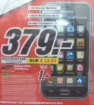 KA: Samsung Galaxy S i9000 für 379 €