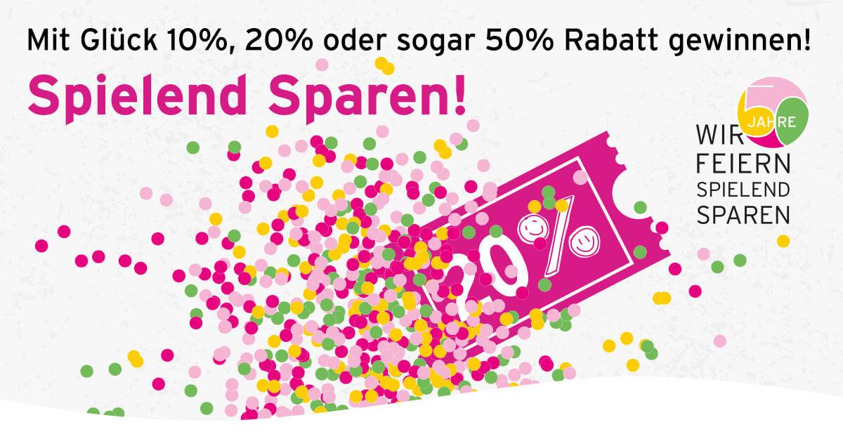 [Ernsting's Family] 10%, 20% und 50% Rabatt