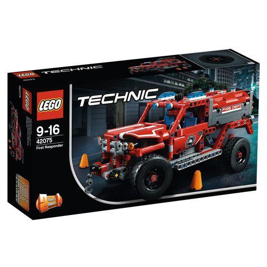 [JAKO-O] 42075 Lego Technic First Responder