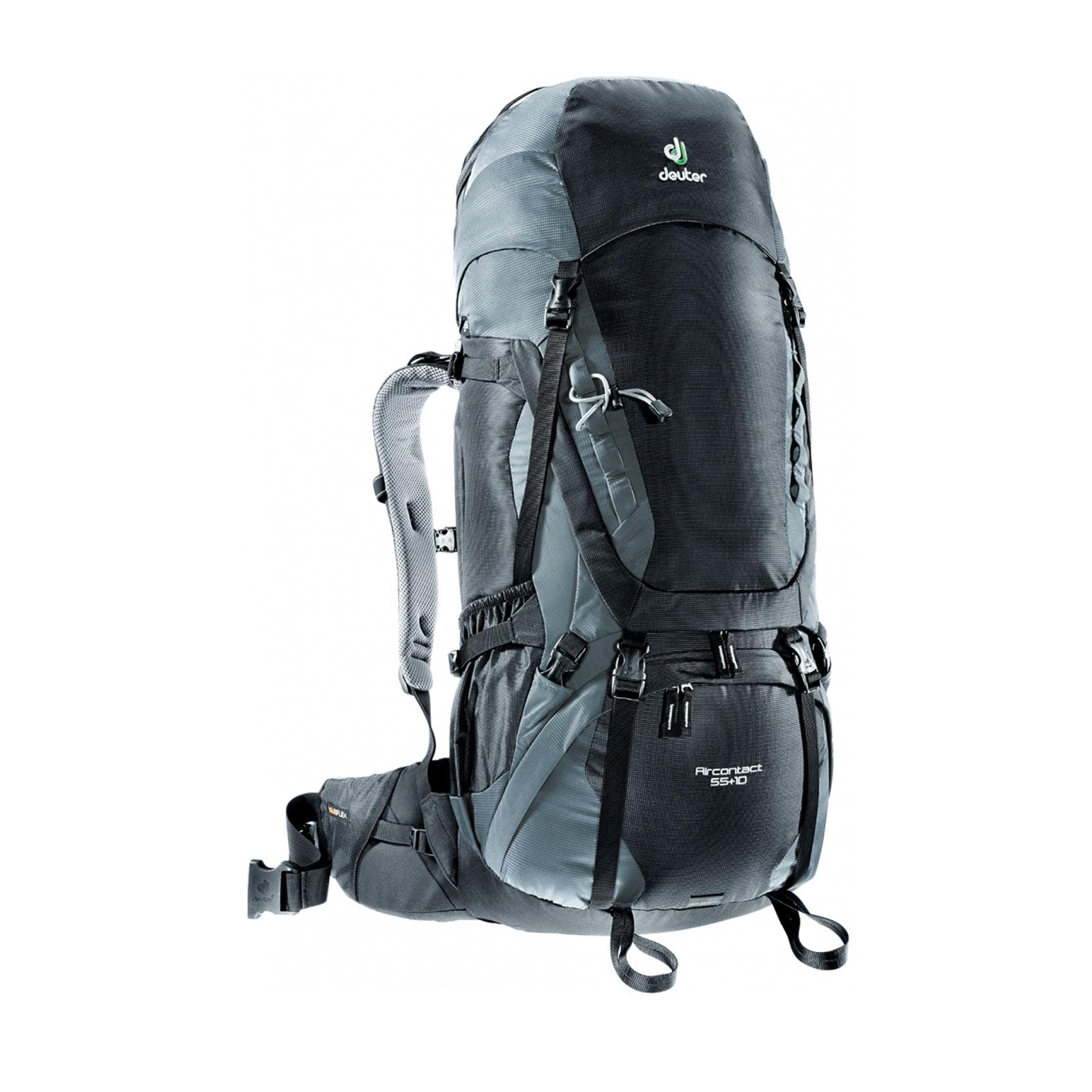 Backpack Deuter Aircontact 55+10 L - Sportbuck gewährt 30% auf Rucksäcke
