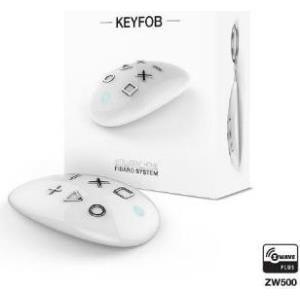FIBARO - KEYFOB Z-Wave / ZWAVE - Kleiner feiner und wirklich schnieker Schlüsselanhänger im Playstation Design