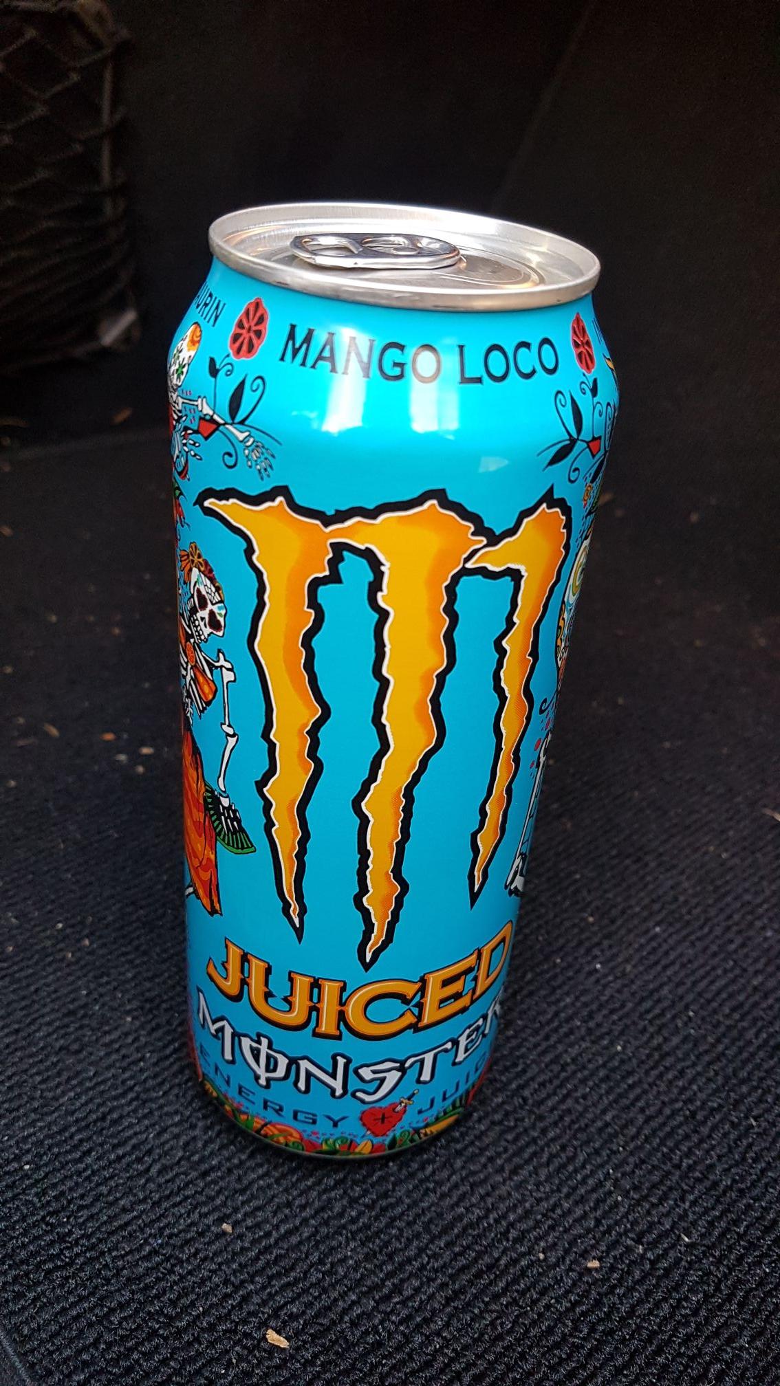 (Aldi Süd) Monster Energy original grün oder Juiced Mango Loco