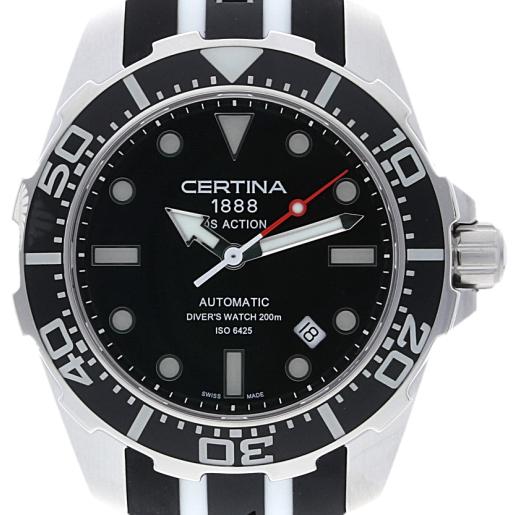 *update* Certina DS Action Diver Automatik Herrenuhr C013.407.17.051.01