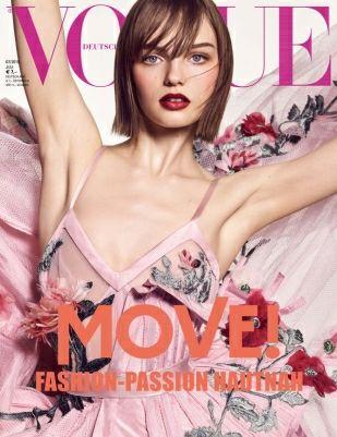Vogue für 1 Jahr 83,80 € und 85,00 € Amazon Gutschein erhalten