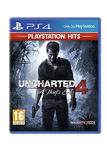 Uncharted 4: A Thief's End (PS4) für 14,62€ (ShopTo)