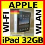 Apple iPad 32GB WiFi für 529,99 EUR + 6,90 VSK