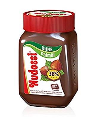 Nuss-Nougat-Creme Nudossi ohne Palmöl (300 g) für 2,49€ ab Montag  [real]
