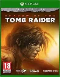 Shadow of the Tomb Raider Croft Edition (Xbox One) für 63,85€ (NETGAMES)