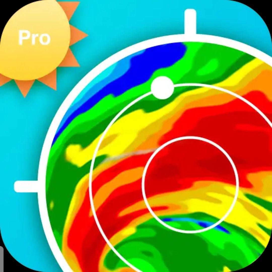 Weather Radar Pro Android App kostenlos