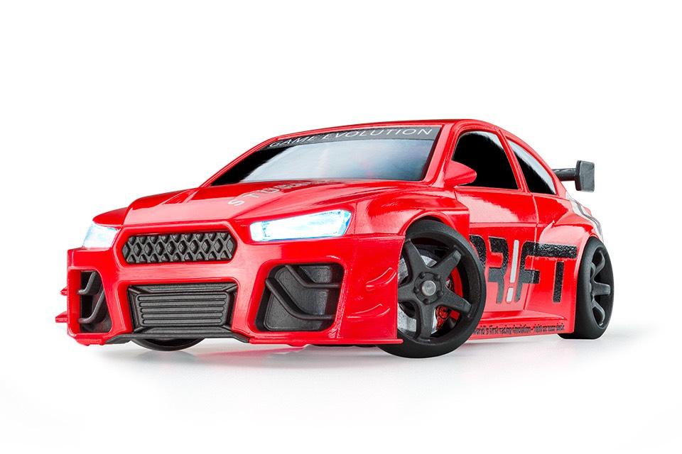 Sturmkind Dr!ft Racer 50€ Gutschein. Z.B. RED Turbo für 149,90€ statt 199,90€