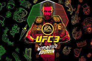 EA SPORTS UFC 3 Notorious Edition [PS4] [PSN]