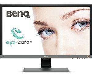BenQ EL2870U 70,61 cm (27,9 Zoll) Monitor (4K UHD 3840 X 2160 Pixel, HDR10, AMD FreeSync, Brightness Intelligence Plus, 1ms Reaktionszeit)