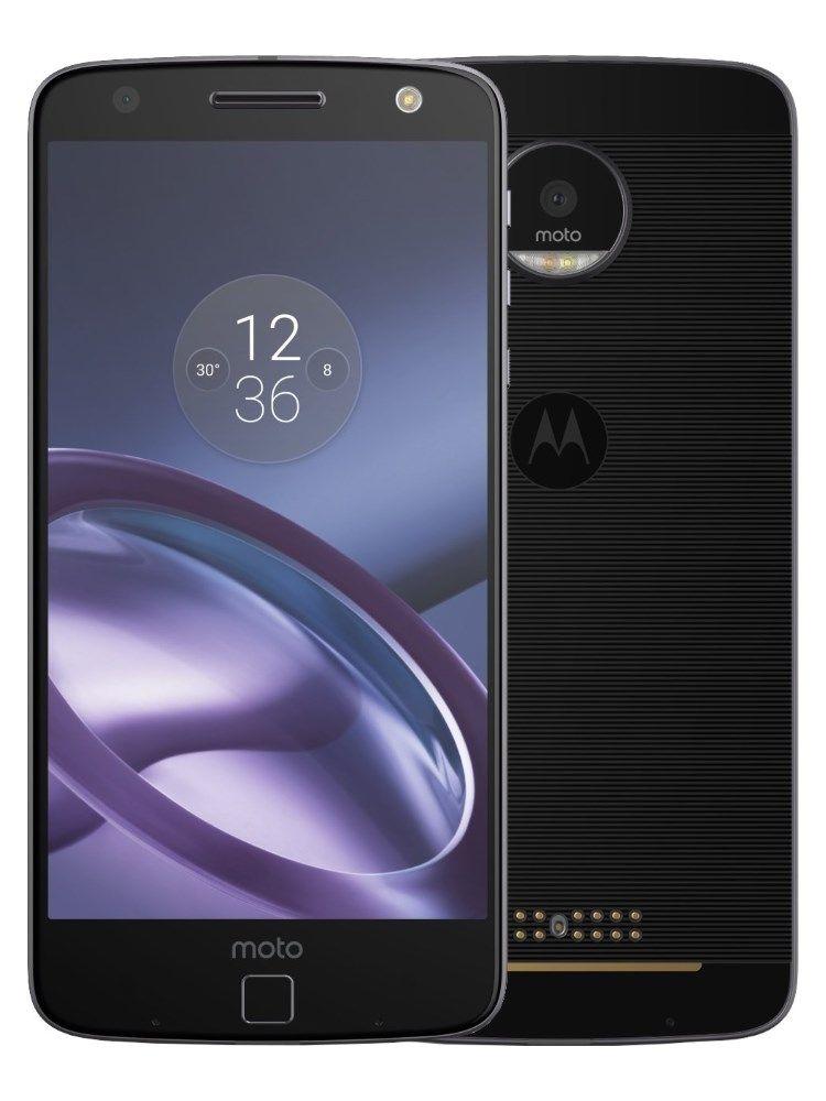 Lenovo Moto Z - QHD Amoled Display - Snapdragon 820 - NFC - Modulares Design   Global ohne Band 20