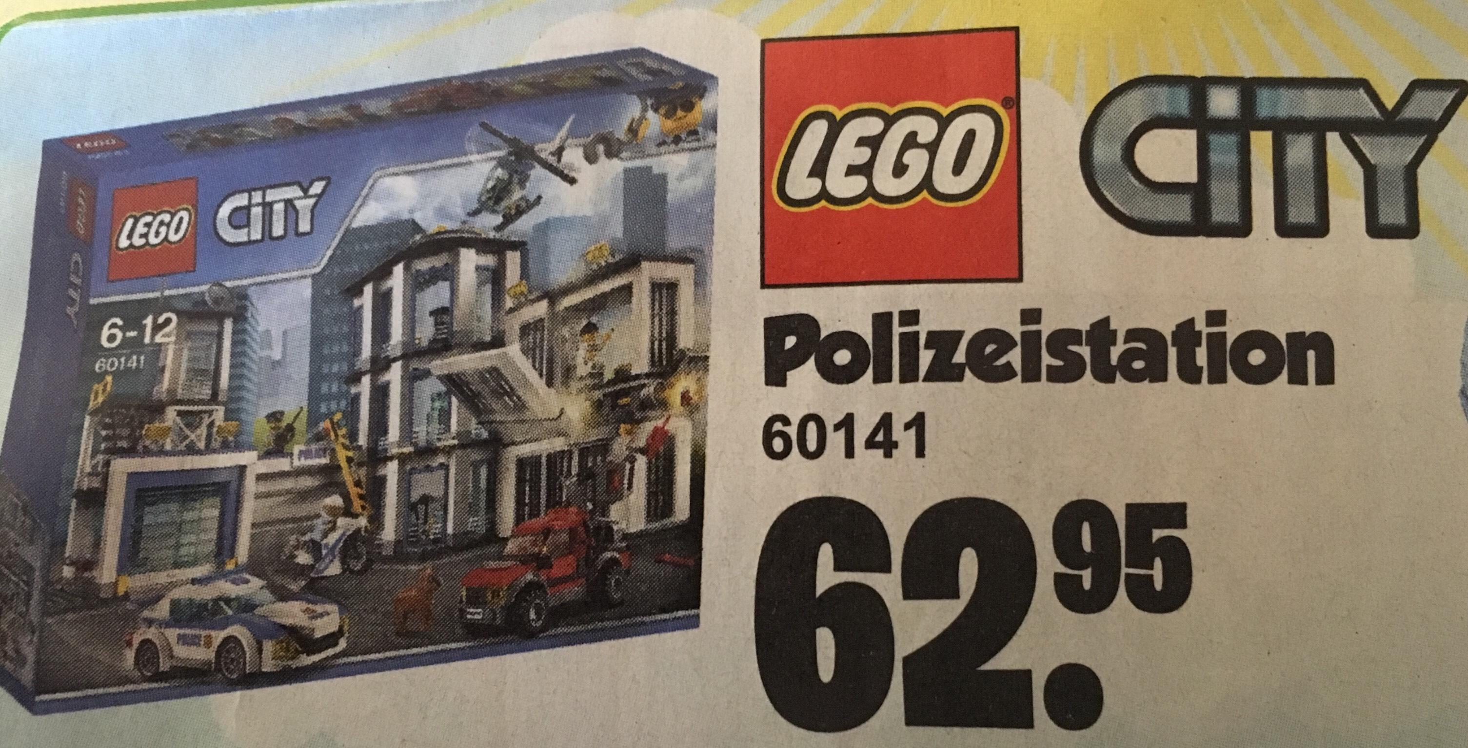 [Lokal: NL]Lego Polizeistation