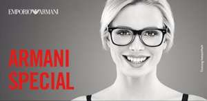 Apollo Optik: Armani Brille gratis!
