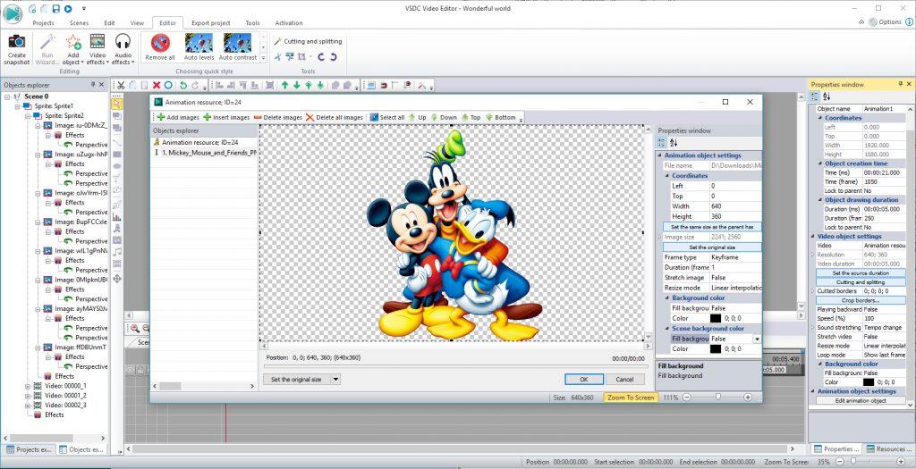 VSDC Video Editor PRO für lau