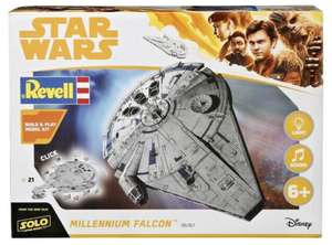 (Grenzgänger - NL) Revell Star Wars Build & Play, u.a. Millenium Falcon, Imperial Patrol Speeder