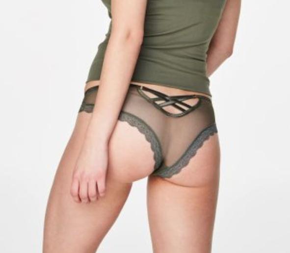 Hunkemöller: 5 Sexy Slips für 24,99€ inkl. Versand