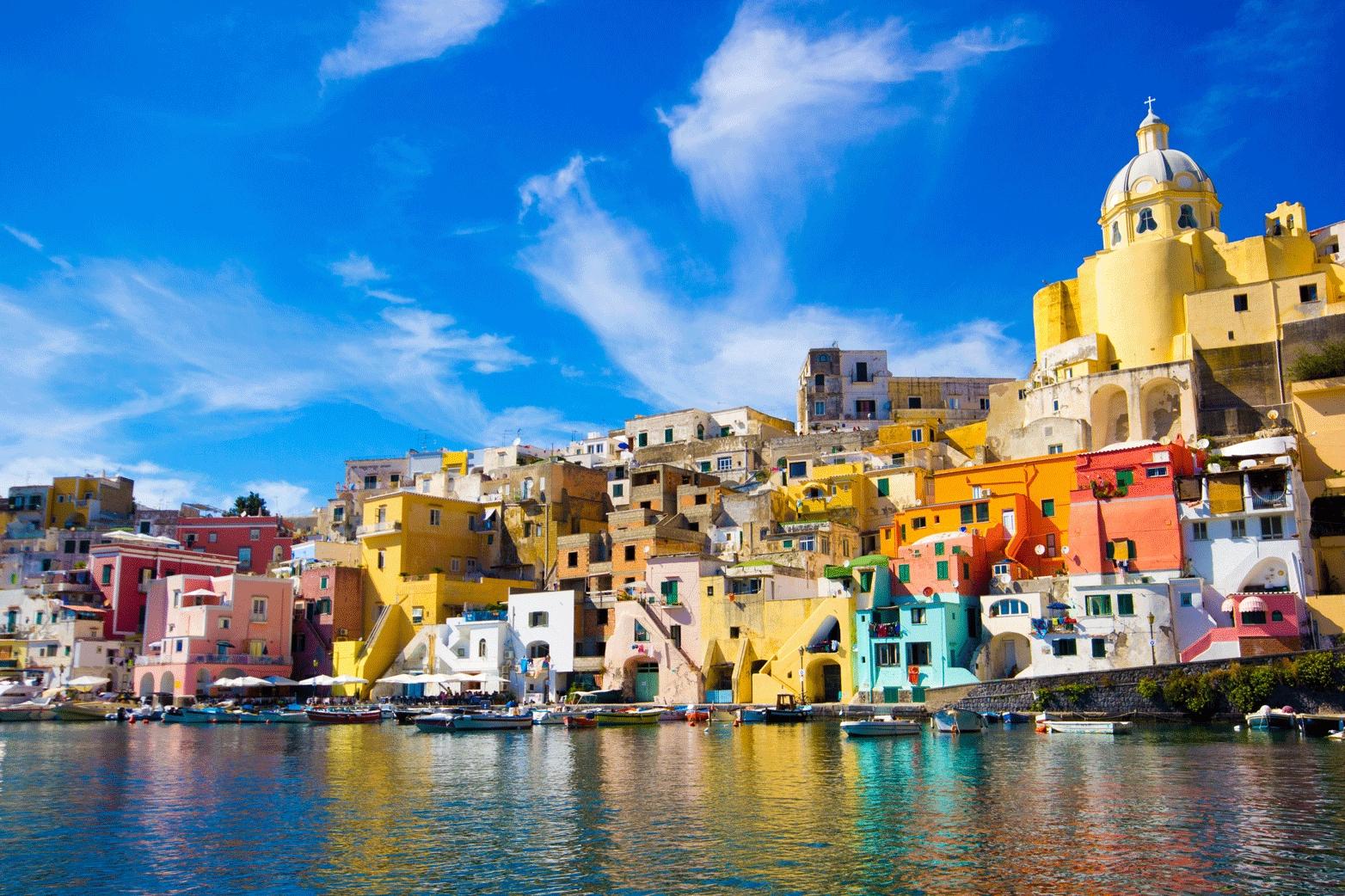 Hin- und Rückflug von Düsseldorf nach Neapel für 59,98€ (Eurowings)