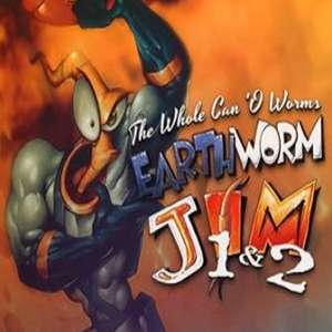 earthworm jim 1 2 the whole can o worms