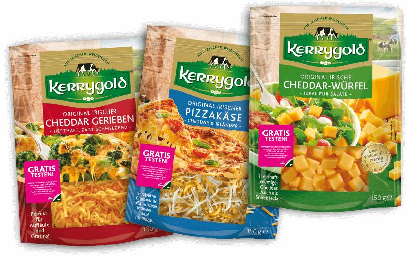 [GZG] 100% Cashback für Kerrygold-Reibekäse!