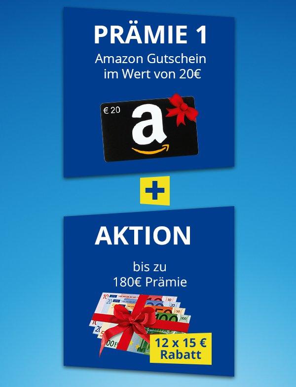 1&1 DSL Festnetzanschluss mit 16 Mbit/s bis 250 Mbit/s mit 180€ Bonus auf die Grundgebühr + 20€ Amazon Gutschein