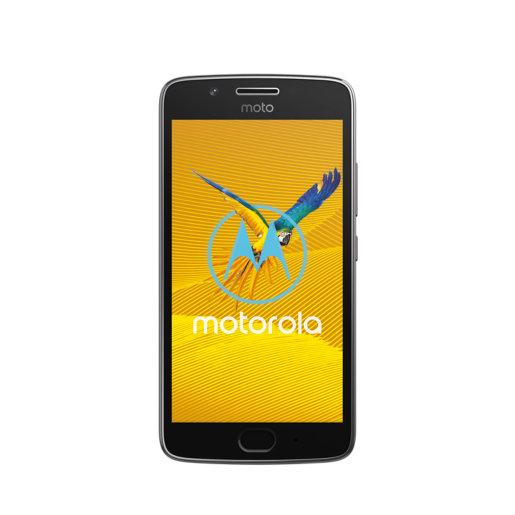 MOTOROLA Moto G5, 16 GB, 5 Zoll, Grau mit Aldi-Talk Starterset +10€ Guthaben