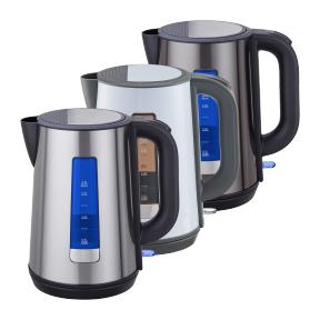 QUIGG Edelstahl-Wasserkocher (1,7L, 3100W) - ab heute + weitere Angebote