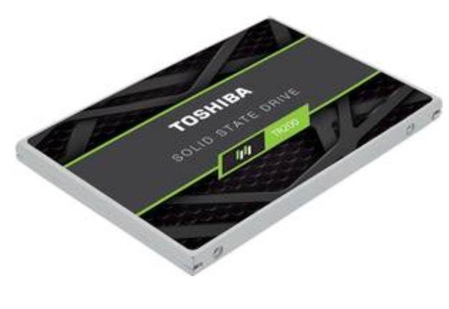 Toshiba 240 GB SSD für 32,44€