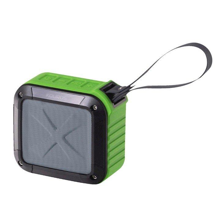 Cyrus Kouros Bluetooth 4.1 Lautsprecher wasserdicht IPX7 für den Outdoor Einsatz