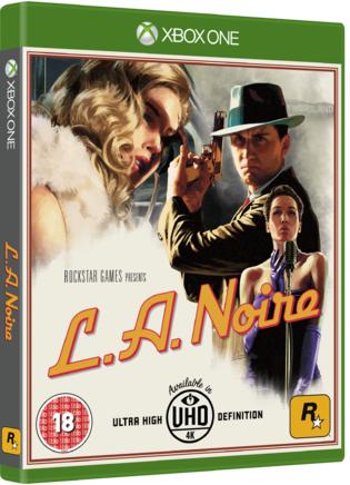 L.A Noire (PS4/Xbox One) für 11,28€ inkl. Versand (Shopto)