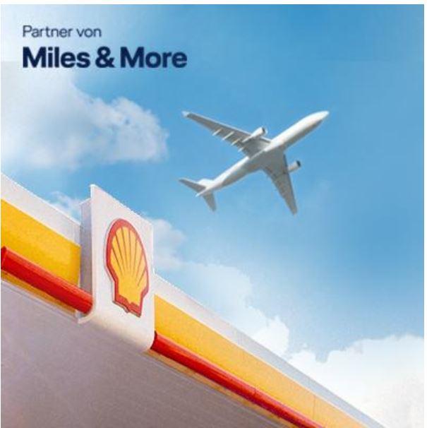 Miles & More Prämienmeilen in Shell ClubSmart Punkte umwandeln und umgekehrt