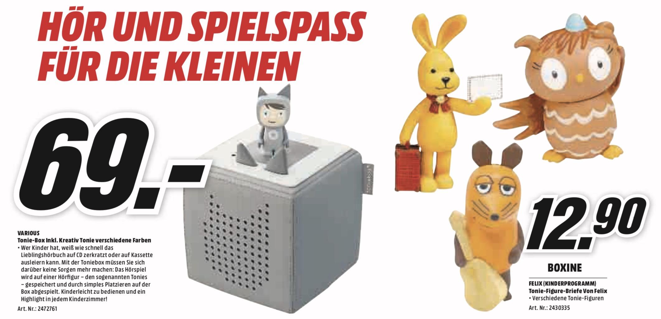 TonieBox im Media Markt Aalen, Ellwangen, Heidenheim, Nördlingen, Schwäbisch Gmünd