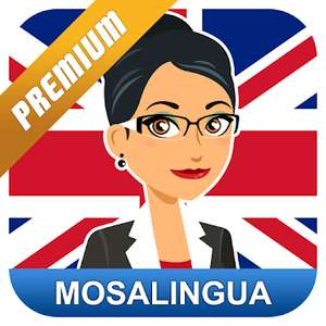 Business English: MosaLingua Premium kostenlos (Android/iOS)