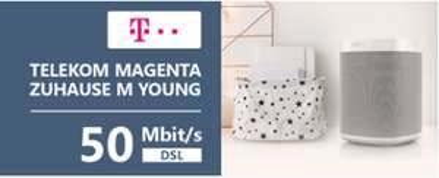 Telekom Magenta Zuhause M (Young) und andere Tarife inkl. Sonos One bei Verivox + ggf. 20€ Cashback via Shoop