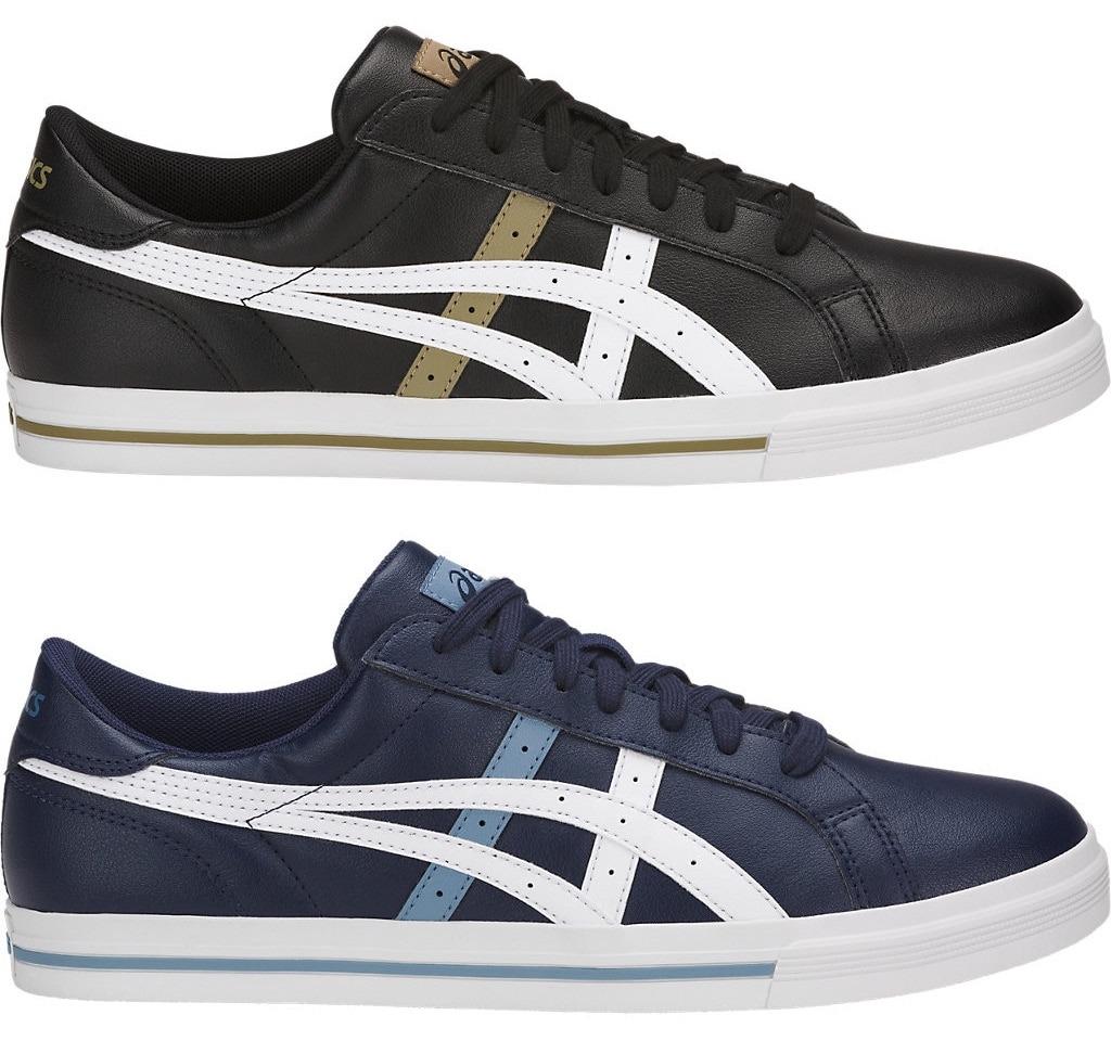 Asics Classic Tempo Sneaker in schwarz oder blau im Asics Outlet (Größen 36-40,5)
