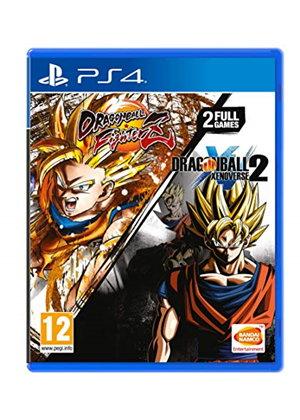 Dragon Ball FighterZ & Dragon Ball Xenoverse 2 Double Pack (PS4) für 45,86€ (Base.com)