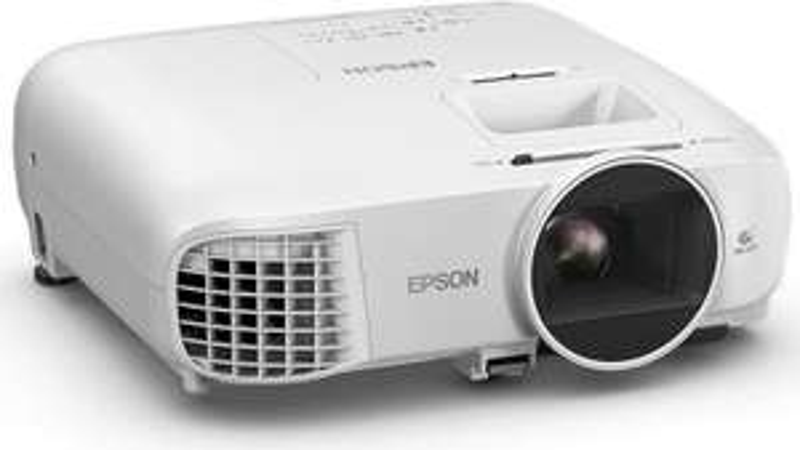 LCD-Beamer Epson EH-TW5400 (1.920 x 1.080 Pixel, 3D, 3LCD, 2.500 ANSI Lumen, 30.000:1 Kontrast, Frame-Interpolation, Trapezkorrektur)
