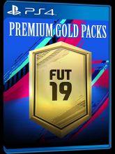 FIFA 19 FUT Premium Gold Packs | PS4 Download Code